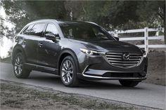 Автофория: Mazda CX-8: внедорожник с форматом