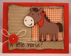 Create a Critter - Horse