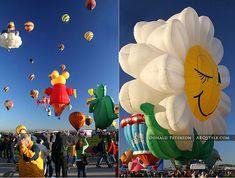 Albuquerque Balloon Festival - 2014