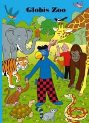 Globis Zoo / Globis Zoo is a great children's story. One of the most popular Swiss children's stories.