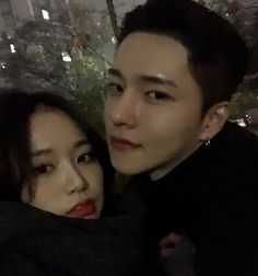 something special ♡ Cute Couple Art, Sweet Couple, Cute Couples, Ulzzang Couple, Ulzzang Boy, Korean Couple, Korean Girl, Korean Best Friends, Born In China