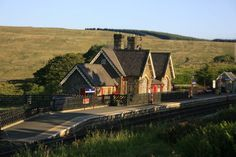 (PHOTO: Dent Station)  Quirky hideaways for weekends in the country:   Catch the train to Dent Station  At Dent Station, on the Settle-Carlisle line, your holiday starts as soon as the train pulls onto the platform. The highest mainline station in England is home to a delightful grade II listed renovated property, which can sleep six guests. The waiting room has been transformed into a lounge and what was the ladies waiting room is now a huge kitchen. Prices for  seven-night stay start at…