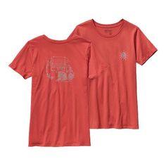 W's Surf Van Cotton Crew T-Shirt (38892)