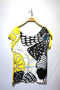 Camiseta en Escolano Moda #shoponline tienda de ropa multimarca :)