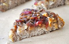 Caramel Apple Upside-Down Cornmeal Cake - The Tolerant Vegan