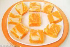 Orange Creamsicle Fudge Recipe With Sweet White Chocolate