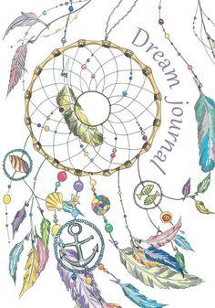 Keep Track Books - Dream journals Dream Journal, Dream Catcher, Journals, Diary Book, Dreamcatchers, Journal Art, Journal, Writers Notebook, Daily Diary