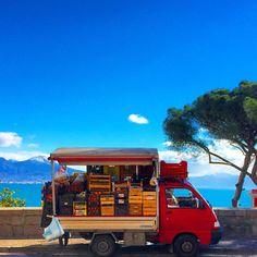 Fare la spesa a Napoli può essere incantevole  © Massimiliano Neri - Campania su Web