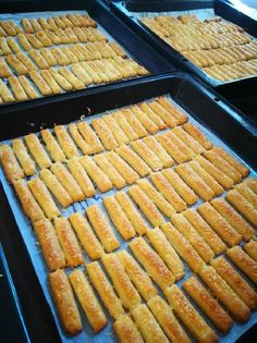 Gluténmentes sajtos rúd Sin Gluten, Gluten Free Recipes, Healthy Recipes, Baked Goods, Free Food, Fodmap, Dairy Free, Cake Recipes, Food Porn