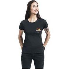 Jurassic Park Clever Girl Women's Boyfriend Fit T Shirt