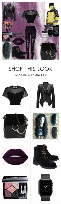 """""""Ghost"""" by swagmonster13 on Polyvore featuring Alexander Wang, Chloé, Off-White and Christian Dior"""