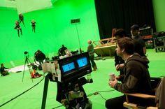A few more CGI-free shots from movies before postproduction. - Album on Imgur #movies #cgi #film #blockbuster