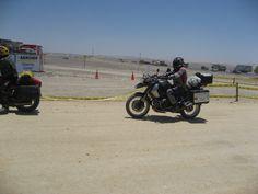 Otras motos más llegando...