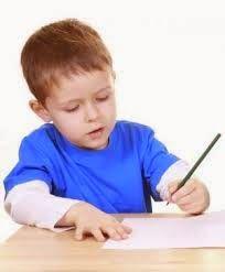 MAMO WIESZ ...?: Dziecko leworęczne