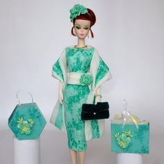"OOAK Handmade Vintage Barbie/Silkstone Fashion by Roxy- "" JUNIPER "" | eBay ../... 35.20.5 qw"
