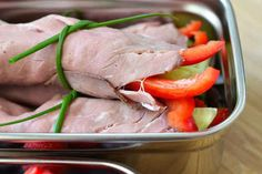 Roast Beef Roll-Ups   23 Healthy And Delicious Low-Carb Lunches
