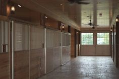 3121-03 stalls and barn doors and rubberized floor