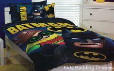 Lego Batman Quilt Cover Set