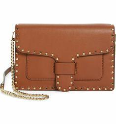 Main Image - Rebecca Minkoff Medium Midnighter Leather Crossbody Bag