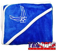 44380507978 Air Force Fleece Baby Blanket – Barre Army Navy Store Online Store Army  Navy Store