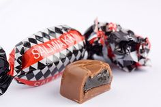 Salmiakki chocolate is probably the most interesting and delicious combination of tastes