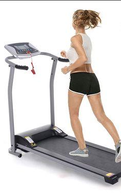 EZ Stride Abdominal Trainer Walk Run Fitness Machine Health Exercise Treadmill