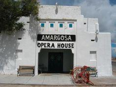 Amargosa Opera House : Haunted Destination of the Week : Travel Channel
