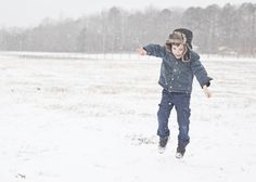 Via @WRAL: Jumpin for joy in the snow!