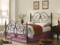 Coaster  London Metal Bed Las Vegas Furniture Online | LasVegasFurnitureOnline | Lasvegasfurnitureonline.com