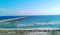 Navarre Beach Florida Pensacola Destin Beaches