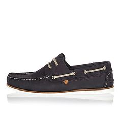 f334363d30f1e Grey suede boat shoes £45.00 | Zapatos in 2019 | Pinterest | Shoes ...