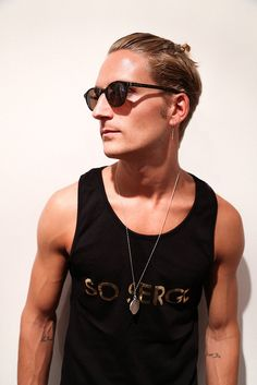 Oliver Proudlock - Serge DeNimes: Head To Toe pop-up shop Head To Toe, Made In Chelsea, Mens Hair Trends, Perfect Eyebrows, Hot Guys, Hot Men, Dapper, Lifestyle Blog, Tank Man