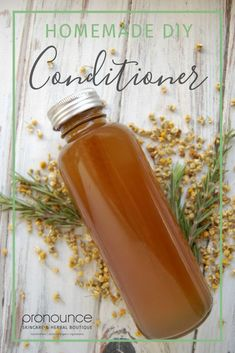 DIY Conditioner • Pronounce Skincare & Herbal Boutique