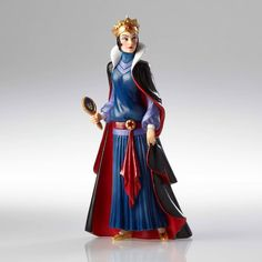 Disney Showcase Evil Queen Art Deco Couture De Force Figurine, Disney Collectibles, by Disney, Disney Showcase Couture De Force Evil Queen Art Deco Figurine From Enesco. Who knew under that wimple and crown, the Evil Queen from Snow White sports a . Disney Pixar, Disney Villains, Disney Descendants, Disney Land, Disney Princesses, Disney Couture, Disney Princess Figurines, Queen Art, Walt Disney Studios