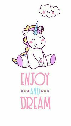 unicorn, wallpaper, and Dream image - Kawaii Unicorn - İmages Real Unicorn, Unicorn Art, Magical Unicorn, Cute Unicorn, Rainbow Unicorn, Unicorn Drawing, Unicorn Crafts, Unicorn Outfit, Unicornios Wallpaper