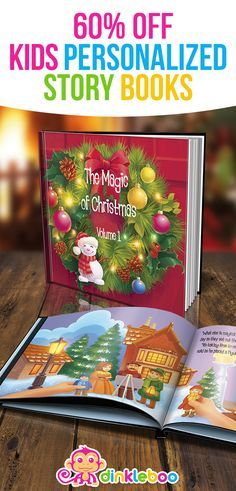 The Magic of Christmas Volume 1 reminds your son or daughter about all the things that make Christmas so magical.