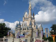 Win a Disney Vacation and Spend the Night in Cinderella Castle