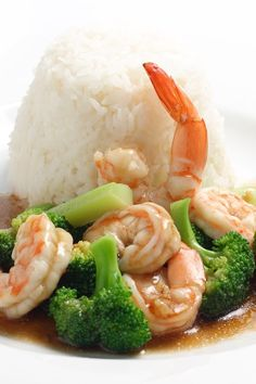 Stir Fried Shrimp in Garlic Sauce