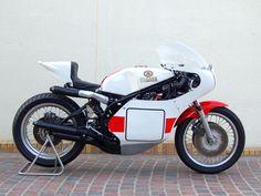1977 Yamaha TZ750 D