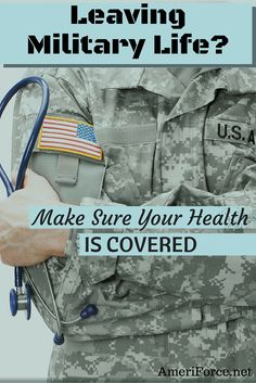 How to Keep Your Health Covered After Military Transition
