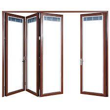 Galuminium Aluminium Bifold Doors for Villa Room Divider, New Homes, Door Suppliers, Entry Doors, House, Folding Doors, Bifold Doors, Home Decor, Entry Doors With Glass