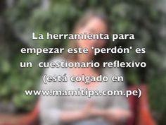 El Perdón Radical en mamitips, Lima. Andrea Sydow en una entrevista con Lucia Melgar