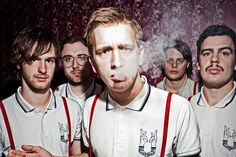 Kraftklub - Rock am Ring 2013 - Randale!!! ❤