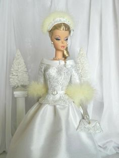 OOAK Fashion for Silkstone/Vintage Barbie & Fashion Royalty Dolls by Joby Originals