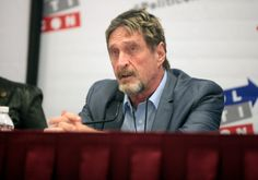 Intel tells John McAfee he can't use his own name