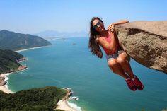 Ces photos prises au-dessus du vide au Brésil vont vous donner le tournis ! Mais le secret qu'elles cachent va encore plus vous surprendre...