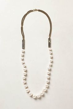 Verity Pearled Necklace