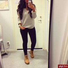 me encanta este outfit
