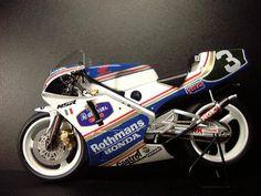 Rothmans HONDA NSR250'91