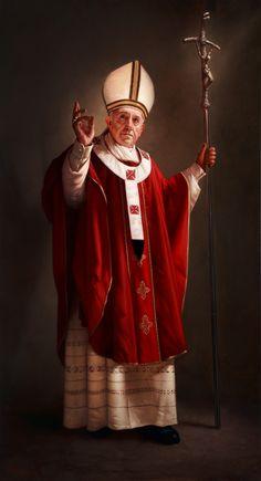 Papa Francisco (pintura)                                                                                                                                                      Más